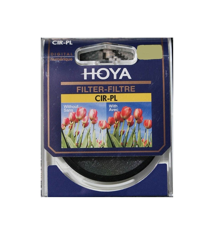 Hoya 62mm Circular Polarizer Filter