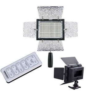 Yongnuo YN-160 II LED Video Light Lamp For Cameras DV Camcorders