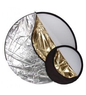 "5 in 1 Light multi collapsible Reflector 80cm (32"")"