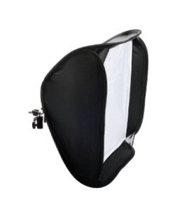 Easy-folder softbox kit 60x60cm