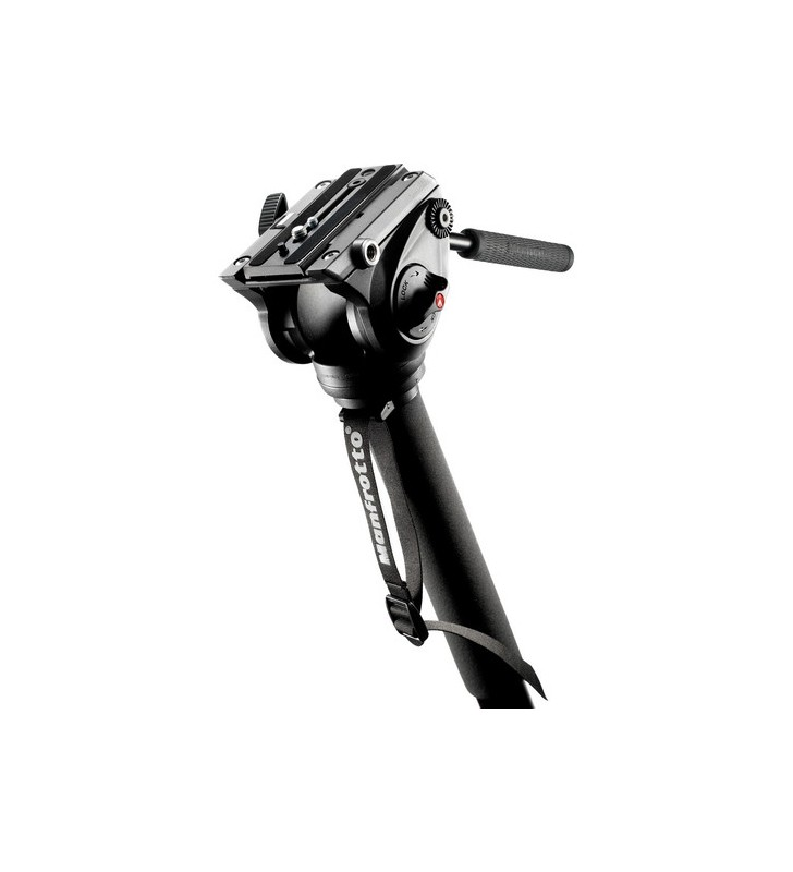 MANFROTTO Fluid Monopod with 500 Series Head MVM500A