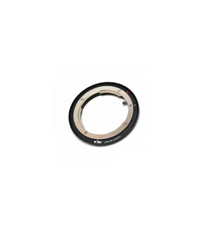 LMA-NK_EOS(II) Lens Mount Adapter Nikon Lens to Canon EOS Camera
