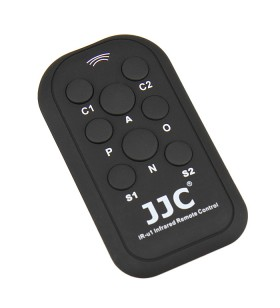 JJC IR-U1 Wireless Remote replaces CANON RC-1 & RC-6/NIKON ML-L3/OLYMPUS RM-1