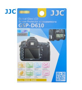 LCD Screen Protector for NIKON D610,D600