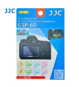 LCD Screen Protector for CANON EOS 6D