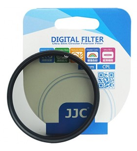 JJC 58mm CPL Filter For Canon EF 70-300mm 85mm 50mm 75-300mm 55-250mm 18-55mm 28mm 55-250mm 24mm