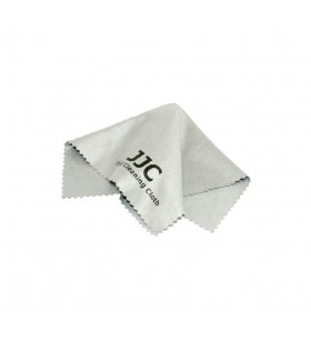 JJC CL-C1 Micro Fibre Cleaning Cloth 17 x 17cm for Camera, Lens, Glasses, Binocular