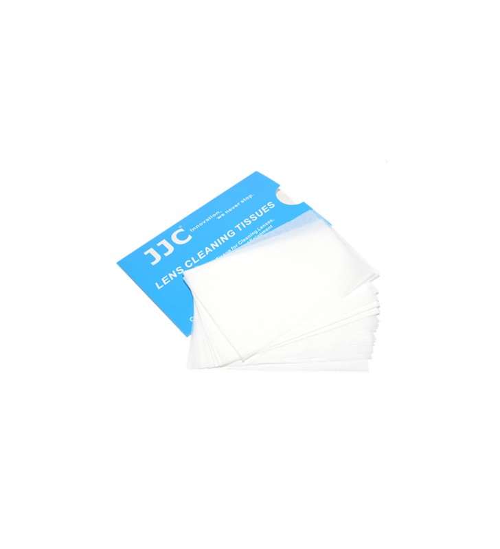 JJC CL-T2 Lens Cleaning Tissue (50 pieces per pack) for Camera Lenses and filters