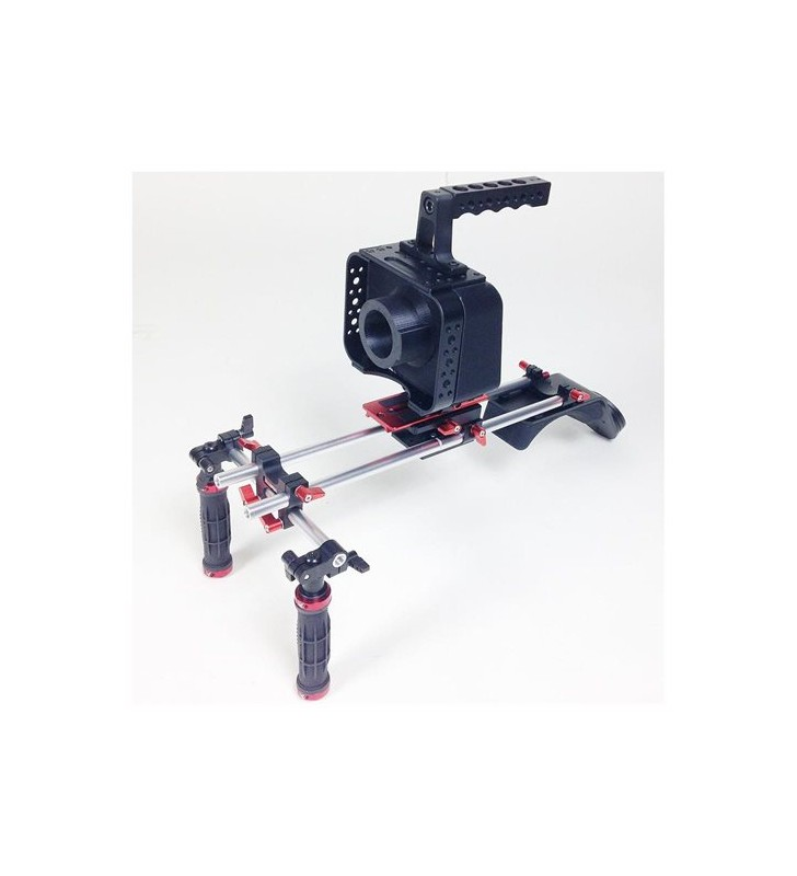 SUNRISE DSM-802 SHOULDER RIG FOR DSLR