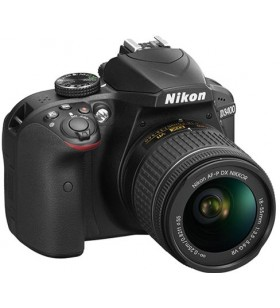 Nikon D3400 - 24.2 MP SLR Camera, AF-P 18 - 55mm Lens