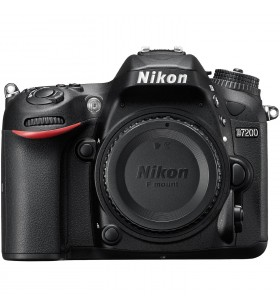 Nikon D7200 Wi-Fi Digital SLR Camera Body with 18-200mm lens