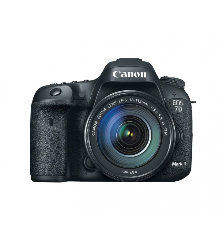 Best Deal: Canon 7D Mark II with 18-135mm IS Lens