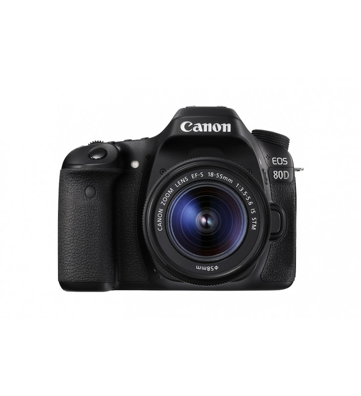 Best Deal: Canon 80D with 18-55mm IS STM Lens