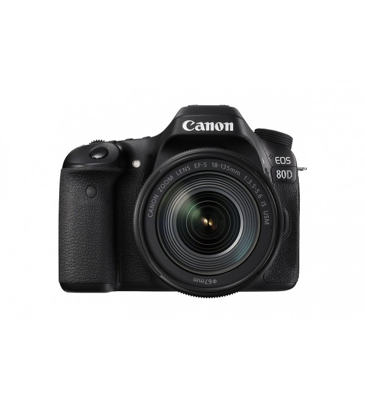 Best Deal: Canon 80D with 18-135mm IS STM Lens