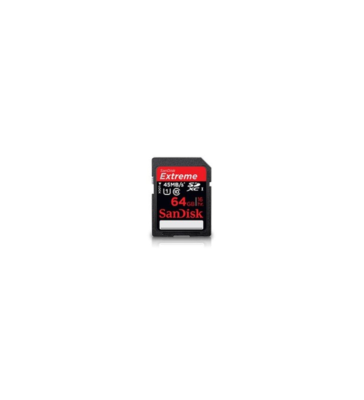 SanDisk Extreme SDHC 64GB 45 MB