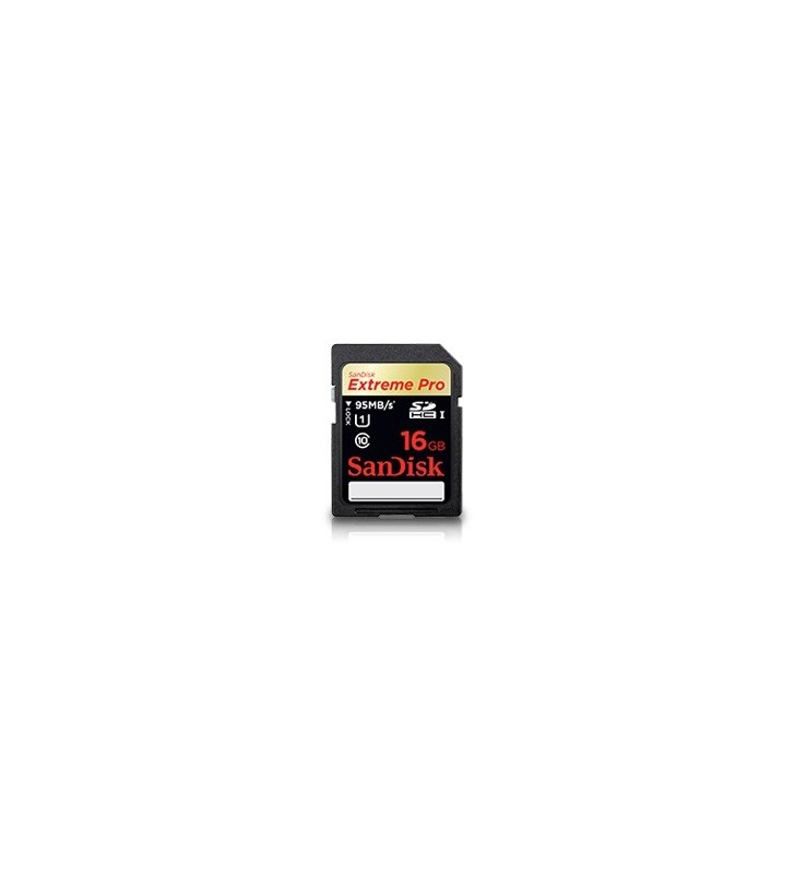 SanDisk Extreme Pro SDHC 16GB 95 MB