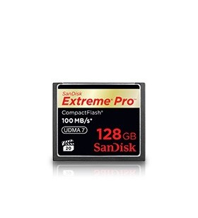 SanDisk Extreme SDCFXP 128GB 100 MB