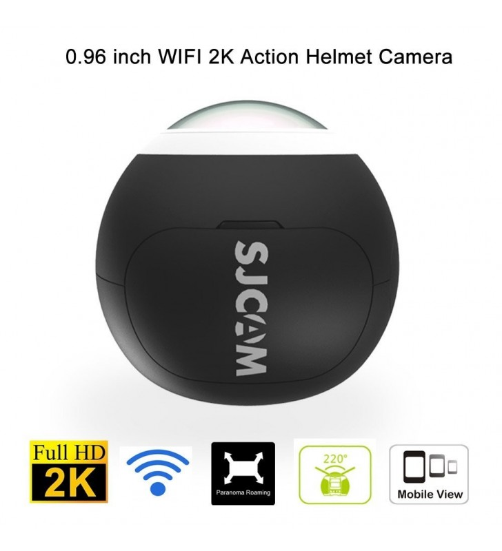 SJCAM SJ360 0.96 inch WIFI 2K Action Helmet Camera 220 Degree Wide Angle Novatek 96660 12MP Cycle Sport Camcorder