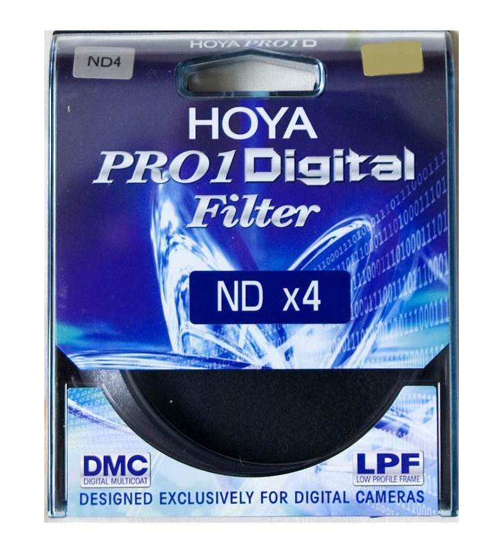 Hoya 67mm ND4 filter