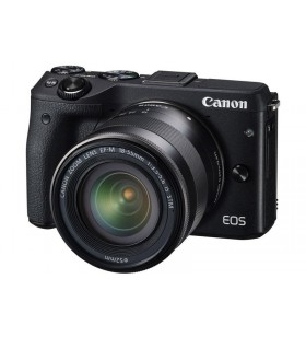 Canon EOS M3 with EF-M 18-55mm f/3.5-5.6 IS STM