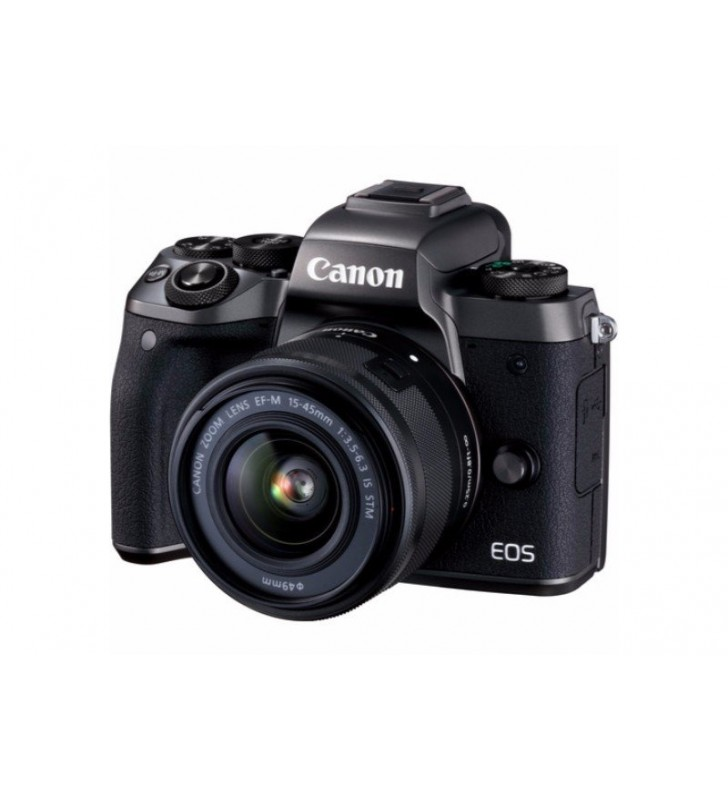 Canon EOS M5 with EF-M 15-45mm f/3.5-6.3 IS STM