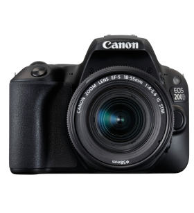 CANON EOS 200D 18-55mm IS STM Lens Kit